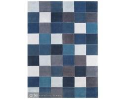 Makro Abra Dywan Eden Pixel Blue ED 11 60x120