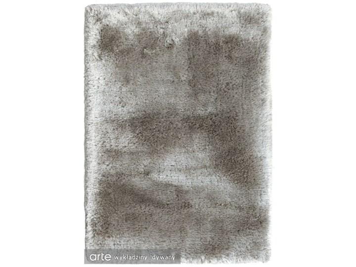 Makro Abra Dywan Plush Shaggy Sand 160x230