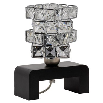 Mała lampka kryształowa w stylu glamour - EXX147-Galexi