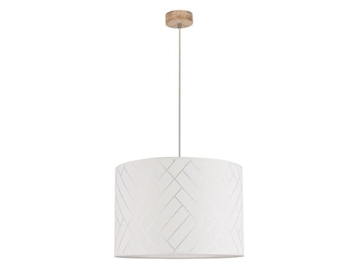 Spot-Light 164940174 - Żyrandol na lince PUNTO 1xE27/60W/230V dąb Drewno Metal Kategoria Lampy wiszące