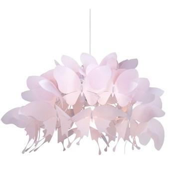 LAMPA wisząca FARFALLA LP-MD088-3439A/1P Light Prestige dekoracyjna OPRAWA zwis motyle różowe