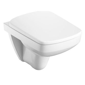 Koło Nova Pro miska WC wisząca prostokątna krótka Rimfree M33124000