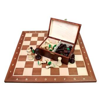 Zestaw Szachy Turniejowe nr 5 - Intarsja