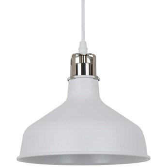 LAMPA wisząca HOOPER MD-HN8049M-WH+S.NICK Italux metalowa OPRAWA industrialny ZWIS loft biały