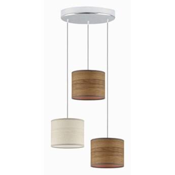Lampa Wisząca Pueblo - 3 x E27 x 60W