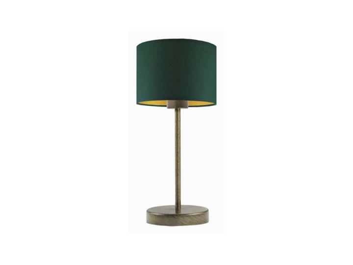 Lampa Nocna Nicea - 1 x E27 x 60W Lampa z abażurem Kategoria Lampy stołowe