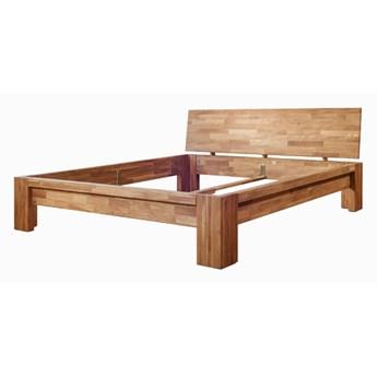 Łóżko dębowe roland