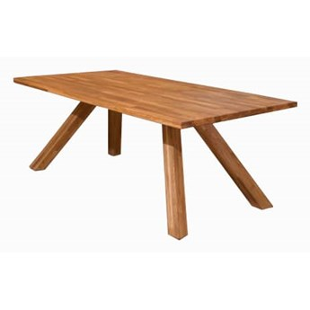 Stół drewniany, dębowy Koral