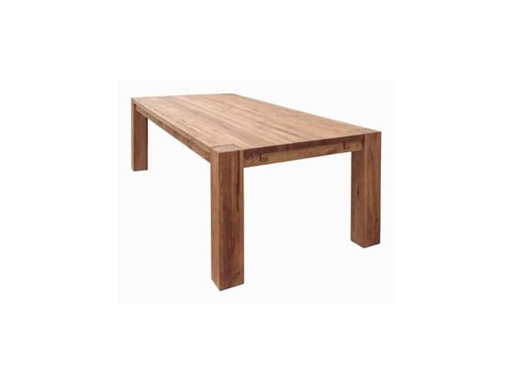 Stół drewniany, dębowy rozkładany Marengo