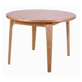 Stół dębowy Argo Paged - dąb bejca