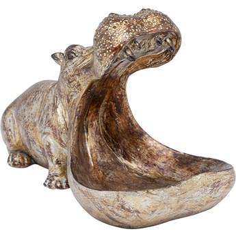Figurka dekoracyjna Hungry Hippo 27x17 cm