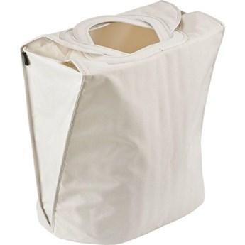 Kosz na pranie Zone 60 L biały