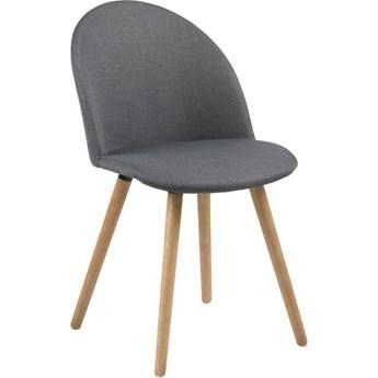 Krzesło Manley 49x84 cm ciemnoszare