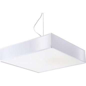 Lampa wisząca Horus ∅45x80 cm biała
