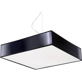 Lampa wisząca Horus ∅45x80 cm czarna