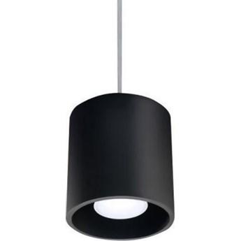 Lampa wisząca Orbis ∅10x80 czarna
