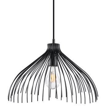 Lampa wisząca Umb ∅40x130 cm czarna