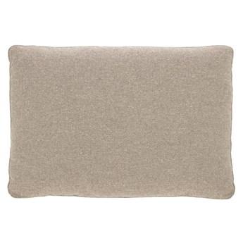 Poduszka Blok w bezowym kolorze 40 x 60 cm