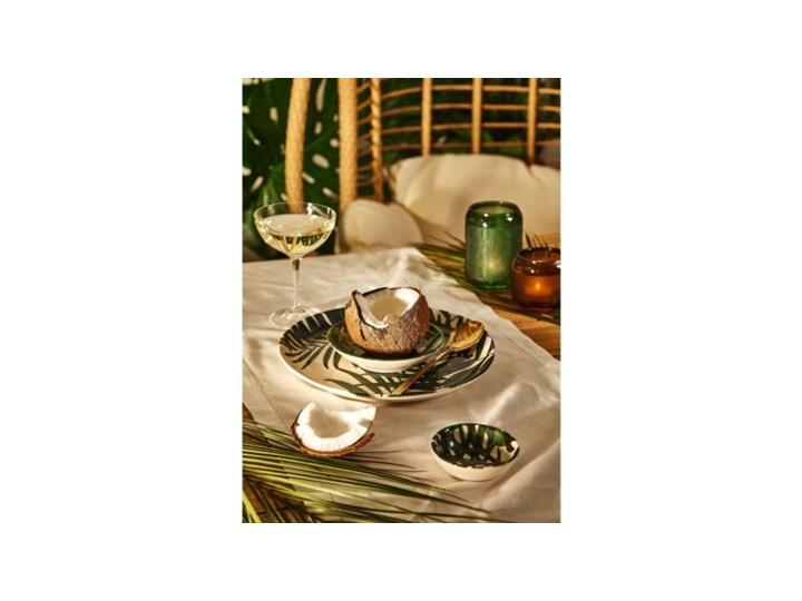 Lampion na tealight świecznik DUKA SPIKAR 9x7.5 cm brązowy szkło Kategoria Świeczniki i świece Kolor Pomarańczowy