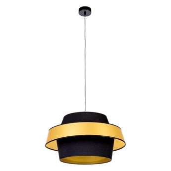 Spot-Light 150109104 - Żyrandol na lince PRETO GOLD 1xE27/60W/230V
