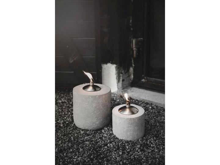 ERNST - Lampa olejna L Lampion Metal Kategoria Świeczniki i świece