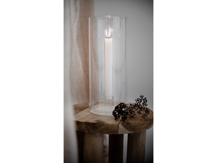 ERNST - Lampion na świecę stołową Glass Szkło Kategoria Świeczniki i świece