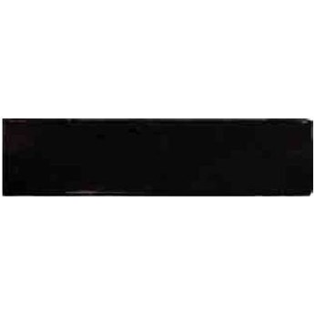 Masia Negro Mate 7,5x30