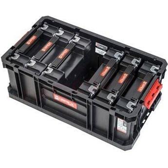 Kosz z 6 organizerami MULTI System TWO BOX 200