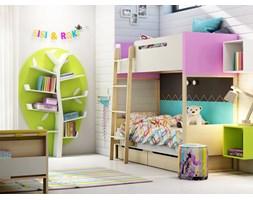 Łóżko piętrowe Loft