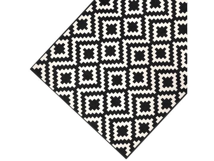 Wycieraczka Black & White Kolor Czarny Kolor Biały