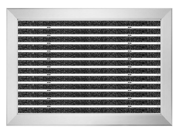Clean Ryps 50 x 70 cm - wycieraczka aluminiowa z profilem