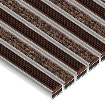 Clean Ryps - Rubber 40 x 60 cm - wycieraczka