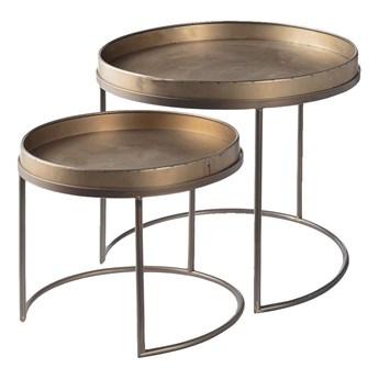 Komplet stolików Vinax 2 szt.