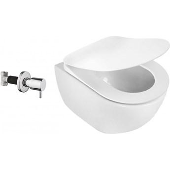 Deante Peonia Zero miska WC z funkcją bidetu CDB 6WPW