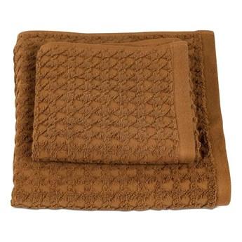 Komplet ręczników Svad Dondi Couture Tobacco