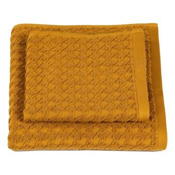Komplet ręczników Svad Dondi Couture Mustard
