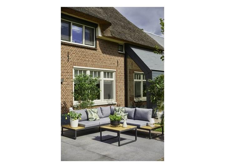 Narożnik ogrodowy aluminiowy Aluminium Zawartość zestawu Stolik Zestawy wypoczynkowe Kategoria Zestawy mebli ogrodowych