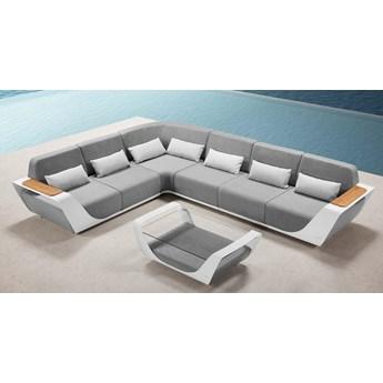 Ekskluzywny narożnik ogrodowy aluminiowy ONDA Lounge Higold Sunbrella   Sklep Dekkor