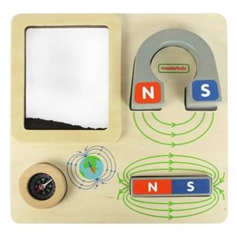 Zabawa Magnetyczna Tablica Edukacyjna Masterkidz Kompas