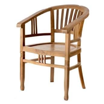Krzesło Clyton wys. 85cm, 62 × 57 × 85 cm