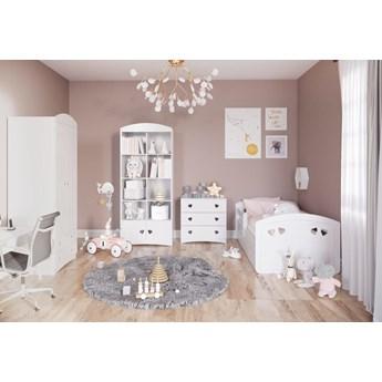 Zestaw mebli dziecięcych z łóżkiem 160x80 JULIA - Meb24.pl