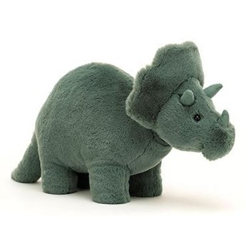 Fossilly Triceratops 17 cm, JellyCat