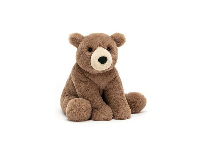 Woody niedźwiedź 27 cm, JellyCat Misie Kategoria Maskotki i pluszaki