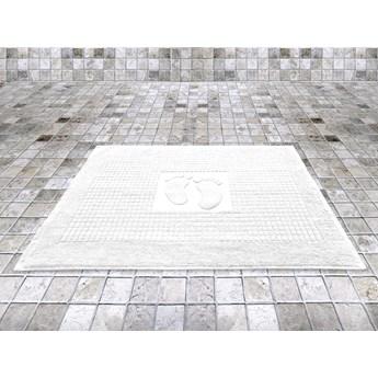 Darymex Dywanik łazienkowy 50x70 Stopki kolor biały DP