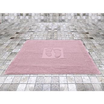 Darymex Dywanik łazienkowy 50x70 Stopki kolor róż DP