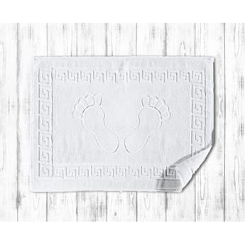 Darymex Dywanik łazienkowy 50x70 Klucz Grecki kolor biały