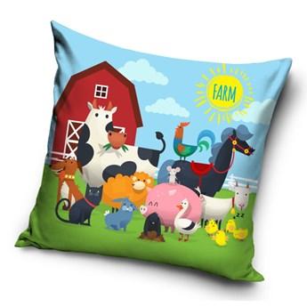 Poduszka dziecięca 40x40 Baby Farma, Carbotex