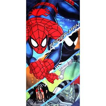 Ręcznik dziecięcy frota 70x140 Spiderman (820-294), Setino