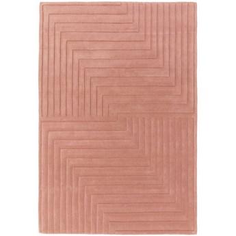 Dywan wełniany 120x170 cm Form Pink