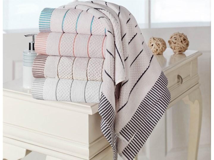 Darymex Ręcznik bawełniany 50x90 HT.009 kolor morski Kategoria Ręczniki 50x90 cm 70x140 cm Ręcznik kąpielowy Bawełna Kolor Wielokolorowy
